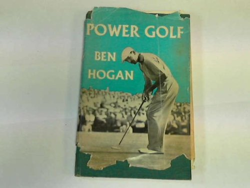 9780671752316: Ben Hogan's Power Golf