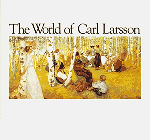 9780671752644: The World of Carl Larsson