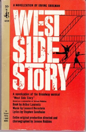 the concept of arranged marriage in west side story a book by arthur laurents Romeo and juliet and west side story has 1,900 ratings and 49 this book was realllyyyy hard arthur laurents and stephen sondheim have re-spun the words into a.