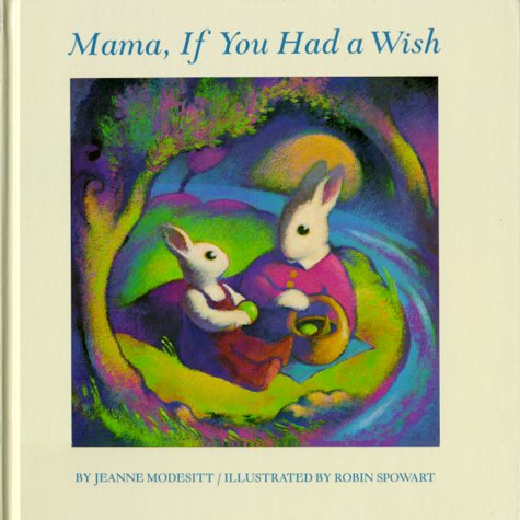 9780671754372: Mama, If You Had a Wish