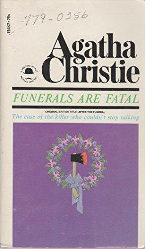 Funerals are fatal: Christie, Agatha