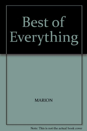 9780671754501: Best of Everything