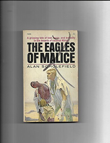 9780671754549: Eagles of Malice