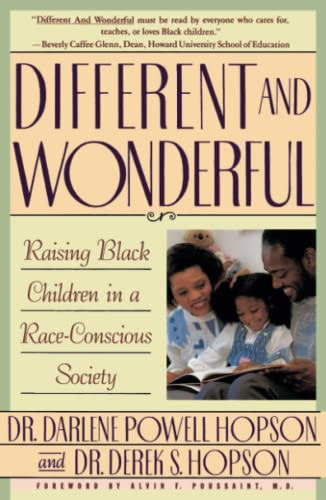 9780671755188: Different and Wonderful: Raising Black Children in a Race-Conscious Society