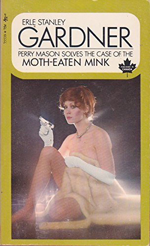 9780671755393: The Case of the Moth-Eaten Mink