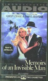 9780671755706: Memoirs Invisible Man CST