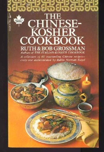 9780671756253: Chinese Kosher Cookbook