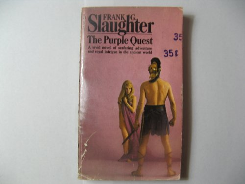 9780671756352: The Purple Quest A Novel of Seafaring Adventure in the Ancient World