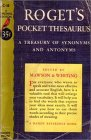 9780671756772: Roget's Pocket Thesaurus