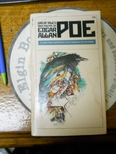 Great Tales and Poems of Edgar Ellan Poe: Edgar Allan Poe