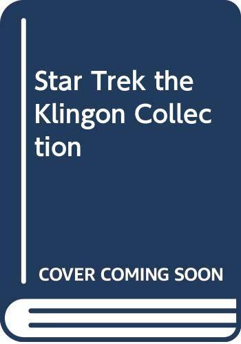9780671757540: Star Trek the Klingon Collection