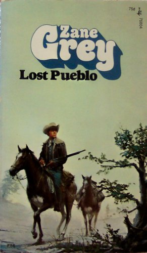 9780671758042: The lost pueblo