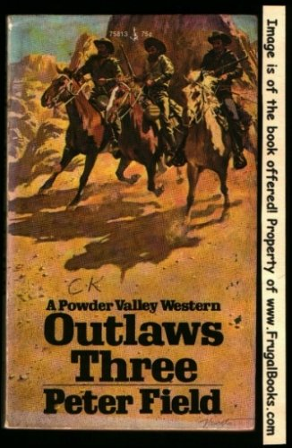 9780671758134: Outlaws Three
