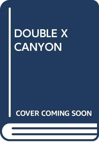 9780671758271: Double X Canyon