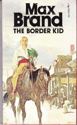 9780671758370: The Border Kid