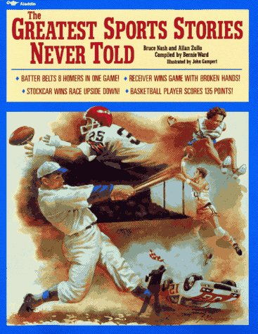 9780671759384: The Greatest Sports Stories Never Told