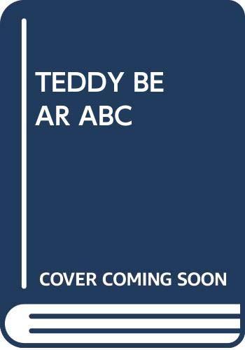 The Teddy Bear ABC: Johnson, Laura Rinkle