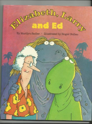 Elizabeth, Larry, and Ed (9780671759568) by Sadler, Marilyn