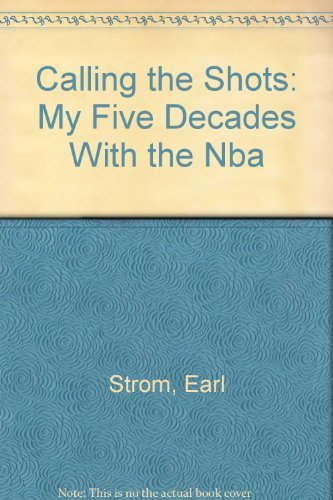 9780671759735: Calling the Shots: My Five Decades in the NBA