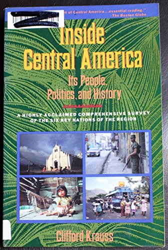 9780671760724: Inside Central America: Its People, Politics, and History