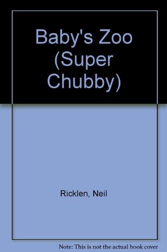 9780671760878: BABY'S ZOO: SUPER CHUBBY