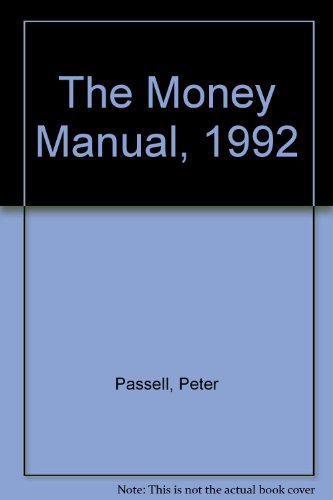 The Money Manual, 1992: Passell, Peter