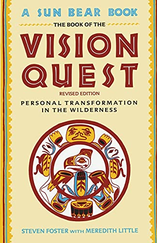 9780671761899: Book Of Vision Quest
