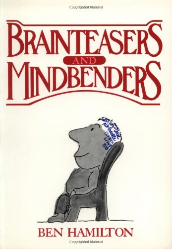 9780671761998: Brain Teasers and Mind Benders