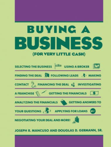 9780671762087: Buy a Business (For Very Little Cash)