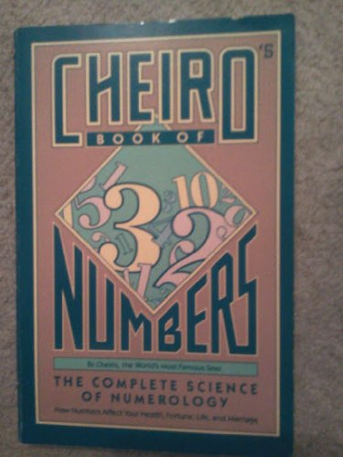 9780671762155: Cheiro's Book of Numbers: The Complete Science of Numerology