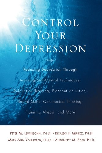 9780671762421: Control Your Depression, REV'd Ed
