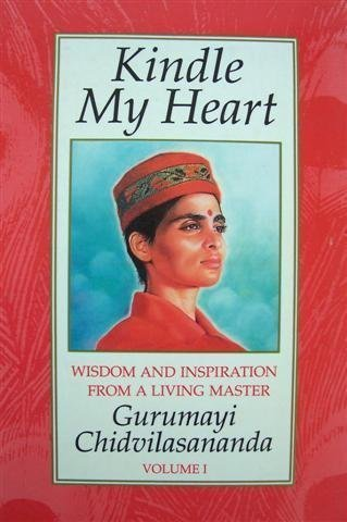 9780671763848: Kindle My Heart: Wisdom and Inspiration from a Living Master