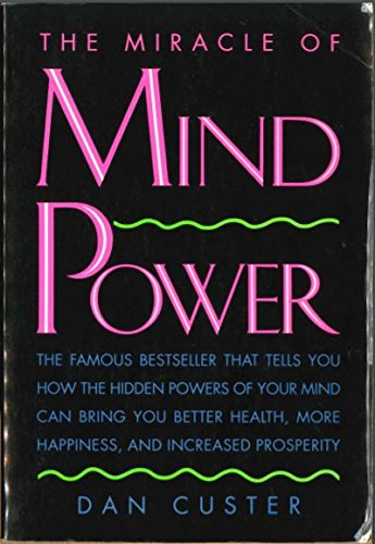 9780671764234: The Miracle of Mind Power