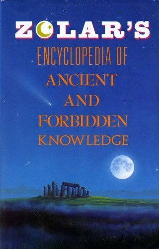 9780671765972: Zolar's Encyclopedia of Ancient and Forbidden Knowledge.
