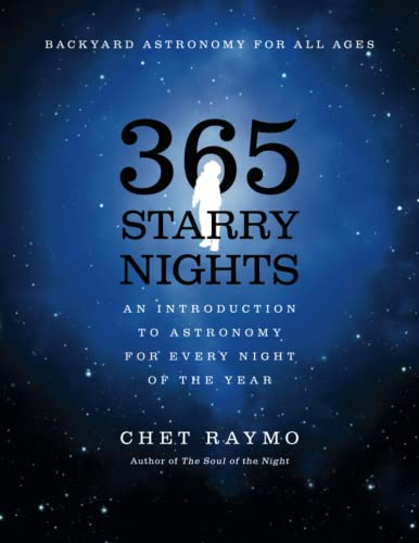 9780671766061: Three Hundred and Sixty Five Starry Nights: An Introduction to Astronomy for Every Night of the Year