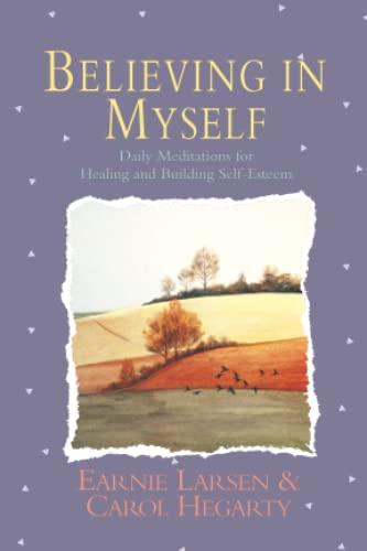 9780671766160: Believing In Myself: Self Esteem Daily Meditations