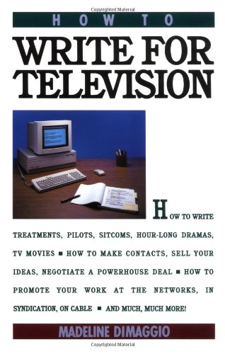 How To Write For Television: Dimaggio, Madeline