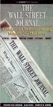 9780671766917: The Wall Street Journal Guide to Understanding Money and Markets