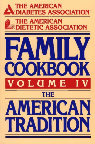 9780671766955: ADA Family Cookbook (American Dietetic Asssociation Family Cookbook)