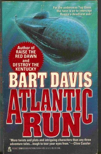 ATLANTIC RUN: Davis, Bart
