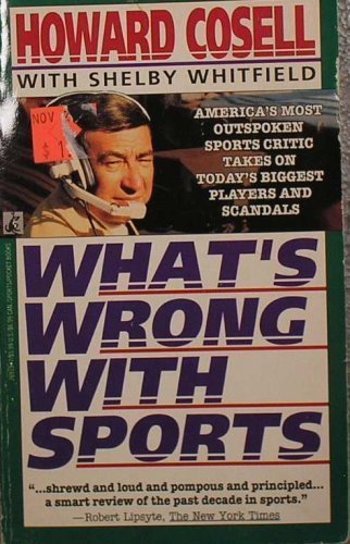 9780671769192: What's Wrong with Sports