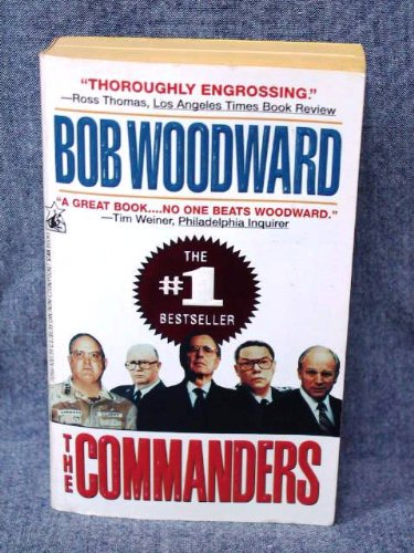 9780671769604: The Commanders
