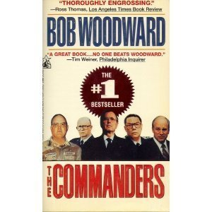 The Commanders (9780671769604) by Bob Woodward