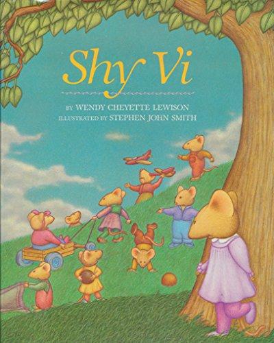 Shy Vi.: LEWISON, Wendy Cheyette.