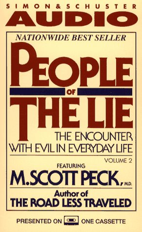 9780671769727: 002: People of the Lie: The Encounter With Evil in Everyday Life (Volume 2)