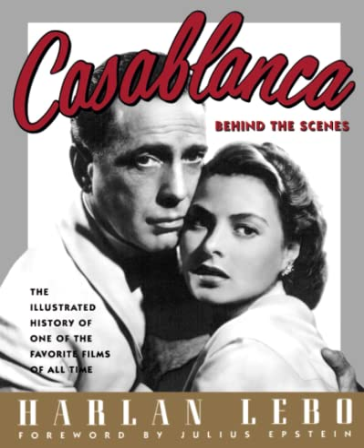 9780671769819: Casablanca: Behind the Scenes