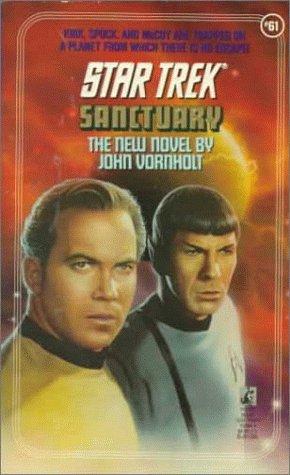 9780671769949: Sanctuary (Star Trek)