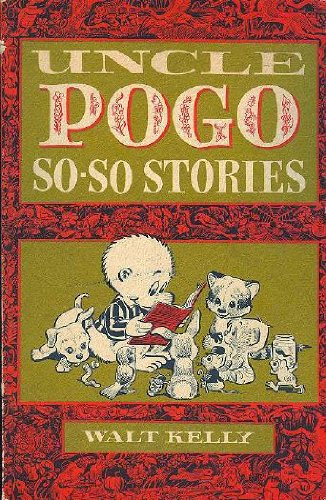 9780671770105: Uncle Pogo So-So Stories