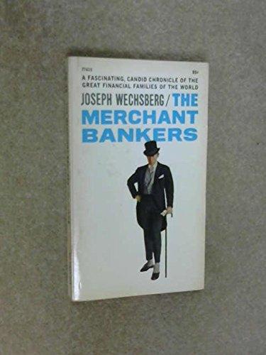 9780671770228: Merchant Bankers