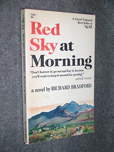 9780671770679: Red Sky at Morning